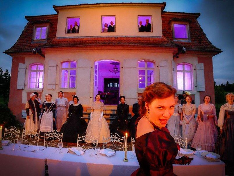 Theater Schauspielerin Bonn